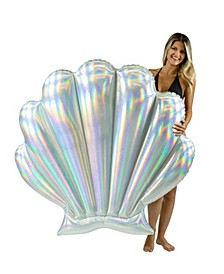 Holographic Oyster Swimming Pool Raft