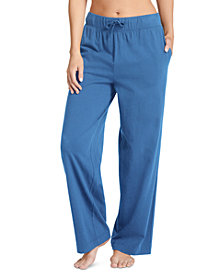 Jockey Women's Cotton Pajama Pants