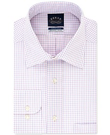 Men's Classic-Fit Gingham Dress Shirt