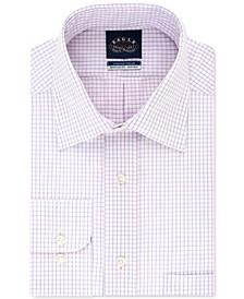 Men's Classic-Fit Gingham Dress Shirt