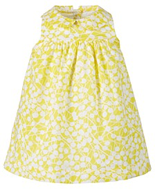 Baby Girls Printed Cotton Shift Dress, Created for Macy's