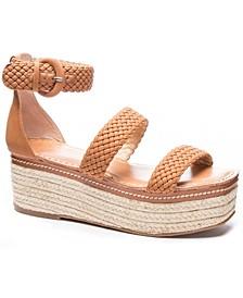Zella Flatform Sandals