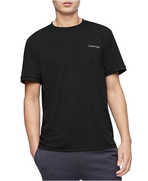 Calvin Klein Men's CK Move 365 Logo T-Shirt