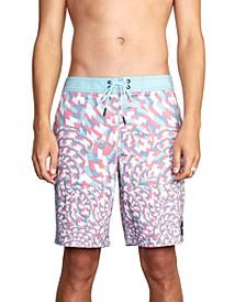 "Men's Arroyo Geo-Print 19"" Board Shorts"