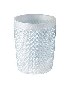Avanti Pearl Drop Wastebasket