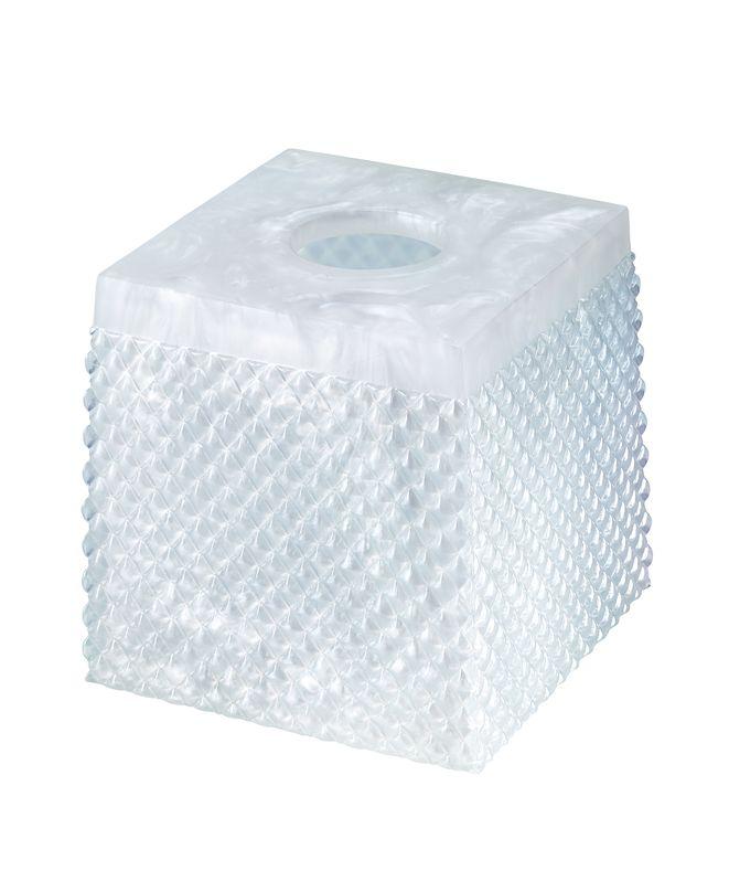 Avanti Pearl Drop Tissue Cover