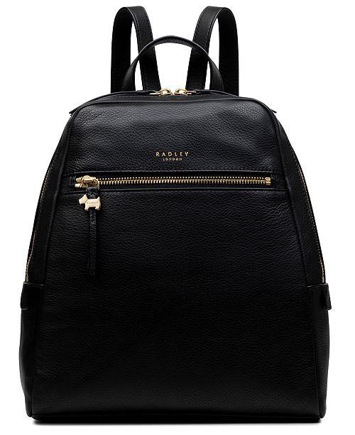 Radley London Medium Zip Around Doddington Backpack