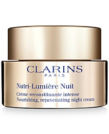 Nutri-Lumière Night Cream, 1.6-oz.