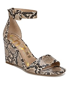 Elgin Wedge Sandals
