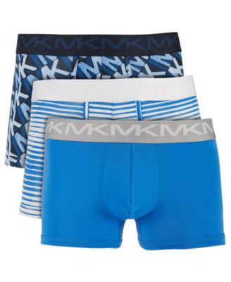 Men's 3-Pk. Stretch Factor Trunks