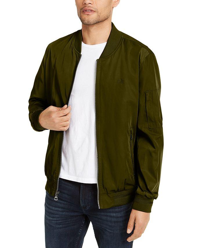 Calvin Klein - Men's Flight Jacket