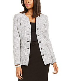 Paris Tweed Blazer