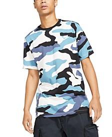 Men's Sportswear Camo T-Shirt