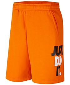 Men's Sportswear Just Do It Fleece Shorts