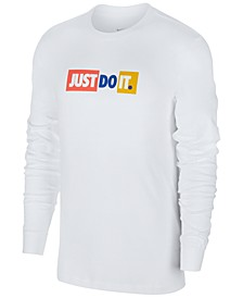Men's Sportswear Just Do It Long-Sleeve T-Shirt