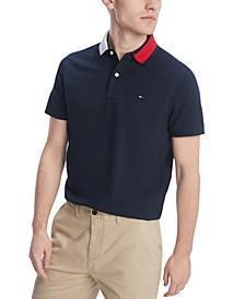 Men's Custom-Fit Alan Polo
