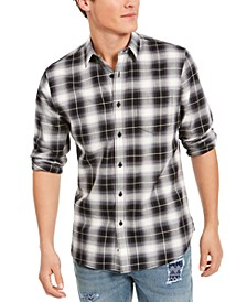 Men's Will Plaid Shirt, Created for Macy's