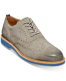 Men's Morris Wingtip Oxfords