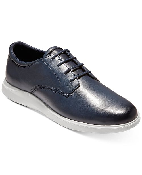 Cole Haan Men's Grand Plus Essex Wedge Oxfords