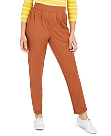 Juniors' Pull-On Pants