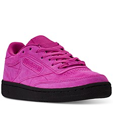 Women's Club C Casual Sneakers from Finish Line
