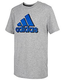Big Boys Doodle Logo T-Shirt