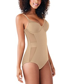 Women's Firm Control Ultra Light Illusion Bodysuit DMS056