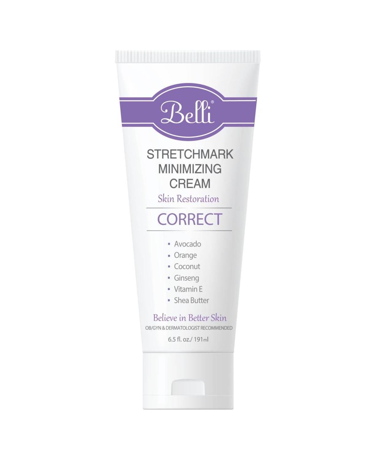 Belli Skin Care Stretchmark Minimizing Cream, 6.5 fl oz
