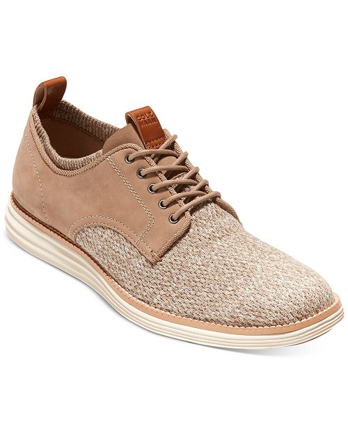 Cole Haan Men's ØriginalGrand Stitchlite™ Saddle Oxfords