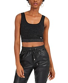 Eliana Cropped Tank Sweater