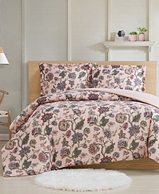 Ridgefield 3-Piece Full/Queen Comforter Set