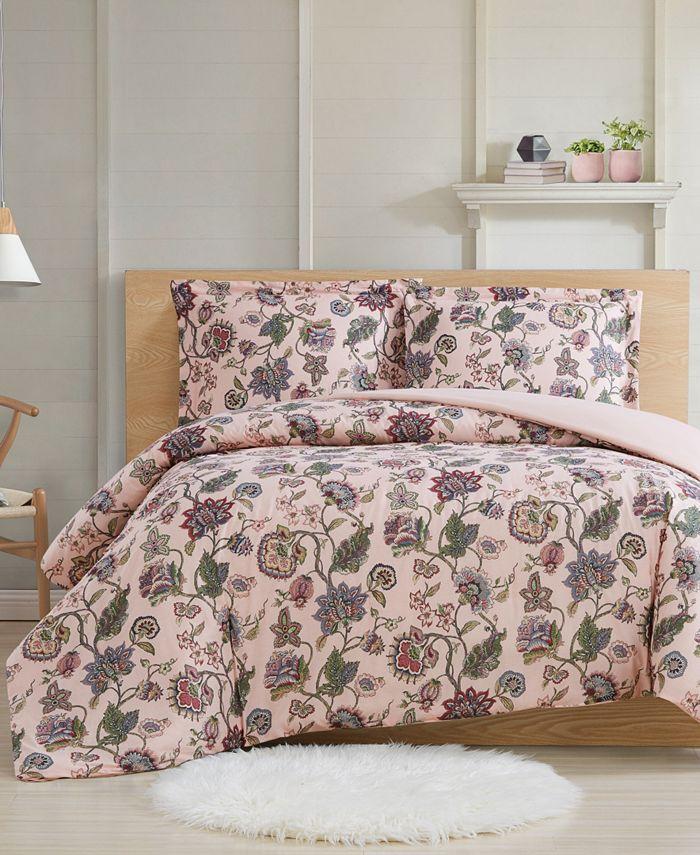 Cottage Classics - Ridgefield 3-Piece Full/Queen Comforter Set