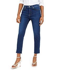 High-Waisted Josefina Jeans