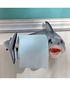 Shark Attack Bathroom Toilet Paper Holder