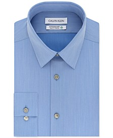 Non-Iron Sustainable Slim Fit Performance Dress Shirt