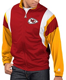 Men's Kansas City Chiefs The Contender Track Jacket