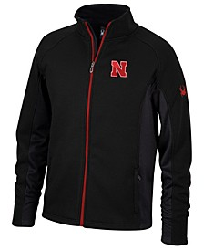 Spyder Men's Nebraska Cornhuskers Constant Full-Zip Sweater Jacket