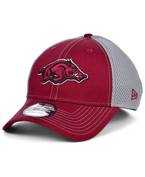 New Era Arkansas Razorbacks 2 Tone Neo Cap