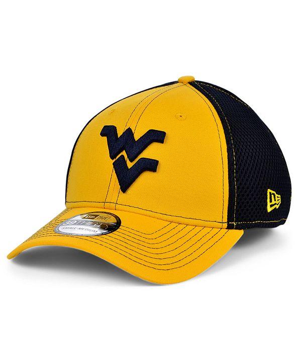 New Era West Virginia Mountaineers 2 Tone Neo Cap