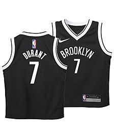 Toddlers Kevin Durant Brooklyn Nets Icon Replica Jersey