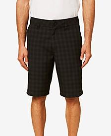 Men's Horizon Plaid Short