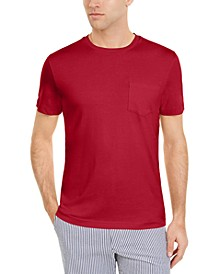 Men's Solid Pocket T-Shirt, Created for Macy's