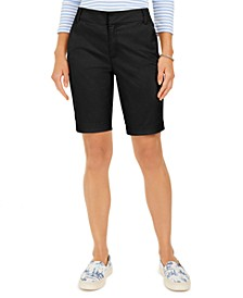 Bermuda Twill Shorts, Created for Macy's