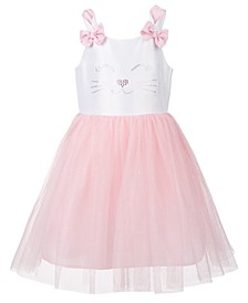 Little Girls Bunny Tutu Dress