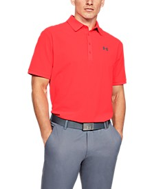 Men's Playoff Vented Polo