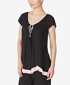 Knit Pajama Top