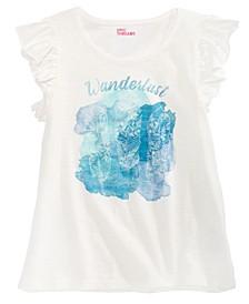 Big Girls Wanderlust T-Shirt, Created for Macy's