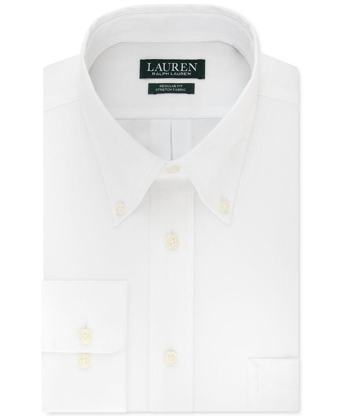 Lauren Ralph Lauren - Men's Heritage Classic-Fit Dress Shirt