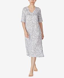 Printed Tunic Nightgown