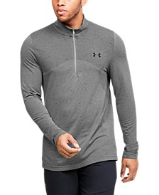 Men's Seamless ½ Zip